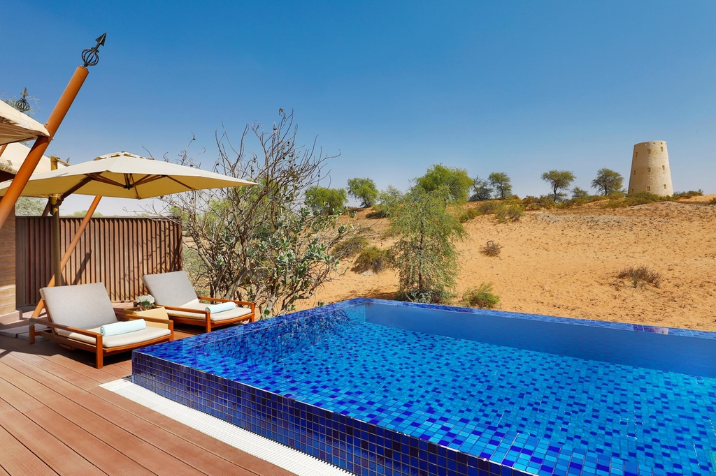 9 من أفضل المنتجعات الصحراوية في الإمارات من الربع الخالي إلى دبي وينك